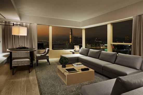 The Upper House: Suite
