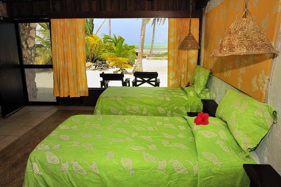 Small Hope Bay Lodge: Guest room