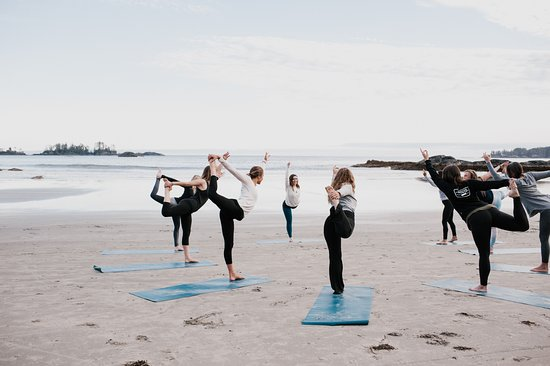 Coastal Bliss Yoga - Tofino's Yoga Studio