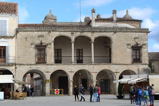 Palace Of Orellana Toledo