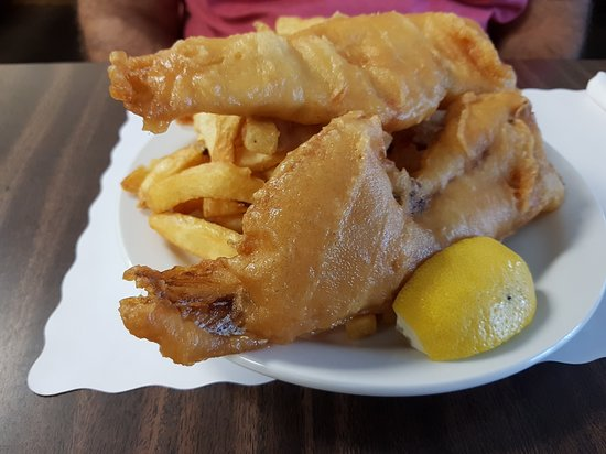 heaping plateful picture of townline fish chips orangeville