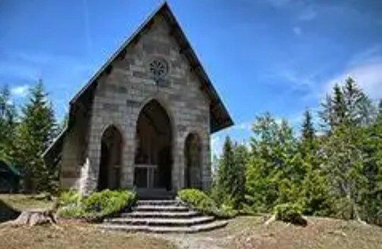 Tarvisio, Italia: Chiesa di Madonna della Neve