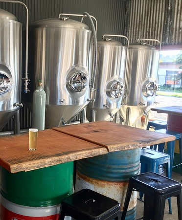 Dungog, ออสเตรเลีย: The Microbrewery - great beer.