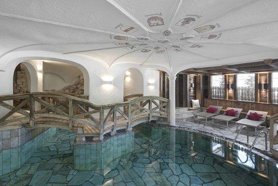 Hotel La Perla : Spa
