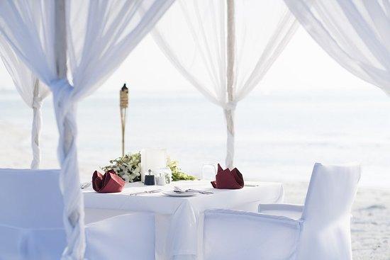 Остров Дхигуфинолху: Restaurant