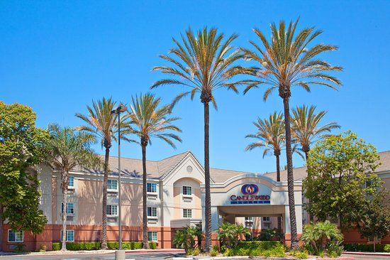 Candlewood Suites Orange County Airport Santa Ana Ca
