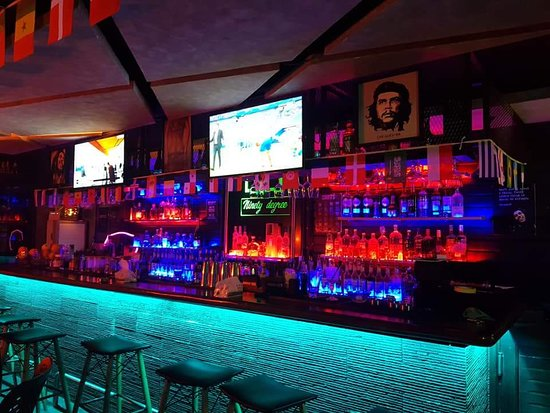 Abidjan, Ivory Coast: le bar