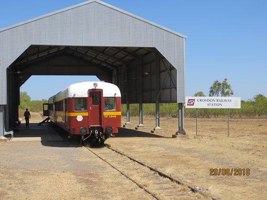 Normanton, Australia: Final destination
