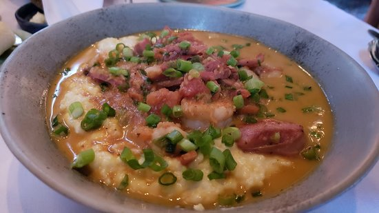 Shrimp Grits Picture Of Slightly North Of Broad Charleston