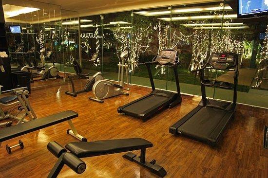 Nova Platinum Hotel Pattaya: Health club