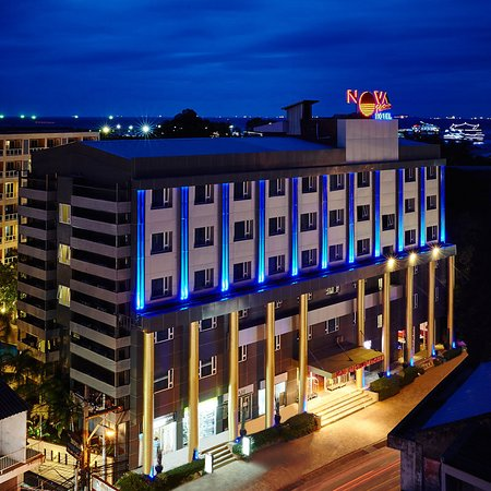 Nova Platinum Hotel Pattaya: Exterior