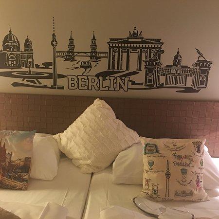 Great hotel, big rooms, excellent breakfast!
