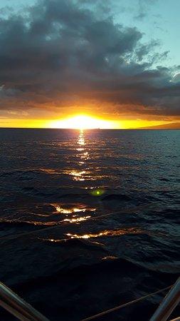 Sail Blue Hawaii LLC: Water reflection