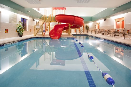 Holiday inn express hotel suites loveland 119 1 3 1 - Mountain view swimming pool loveland ...