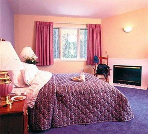 Tamarack & Mirror Lake Resort: Guest room