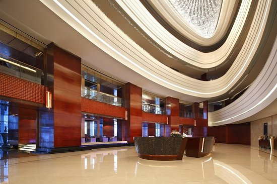 Jinzhou, China: Lobby