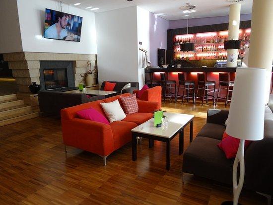 Jozefow, Polen: Bar/Lounge