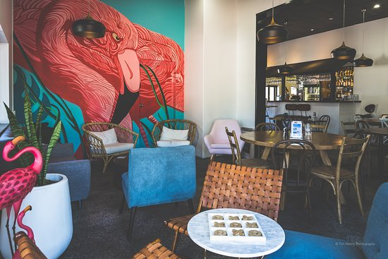 Crescent Head, Australien: The Flamingo Lounge @ CH Dining