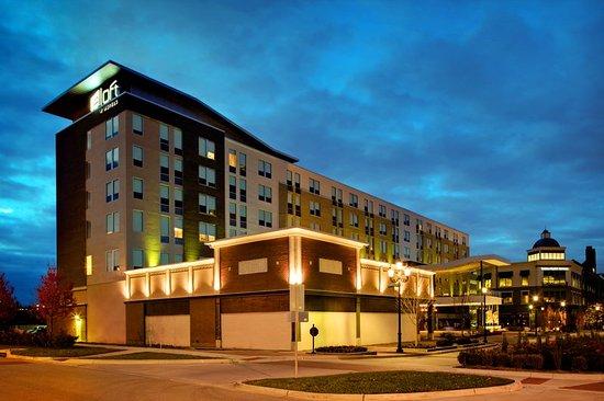 Aloft leawood overland park 93 1 1 6 prices hotel reviews kansas tripadvisor for American exteriors kc