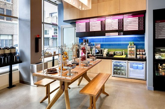 First Time In Brooklyn Review Of Aloft New York Brooklyn Brooklyn