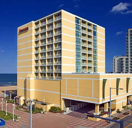 Sheraton Virginia Beach Oceanfront Hotel 109 1 5 2 Updated 2018 Prices Reviews Tripadvisor