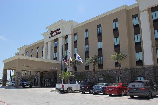 Hampton Inn & Suites Portland Corpus Christi