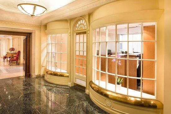 Millennium Hotel London Mayfair: Business center