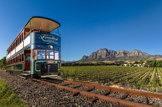 Fulldags Franschhoek Valley Guided...