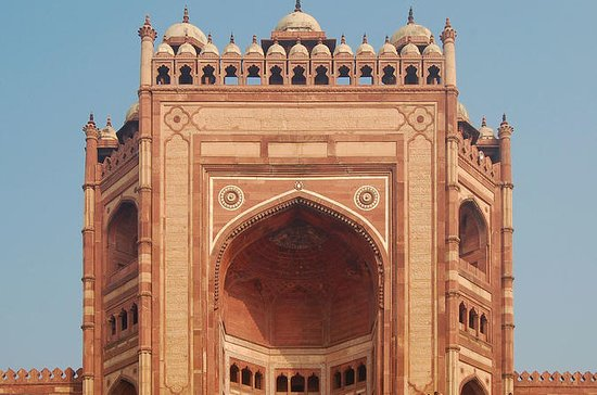 Fatehpur Sikri Admission Ticket with...