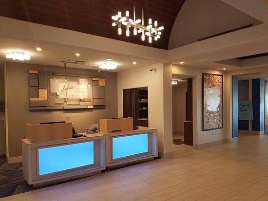 Rio Grande City, TX: Lobby