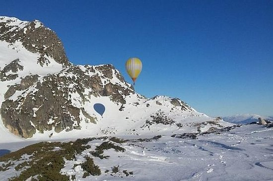 Viaje en globo por encima de Sopot