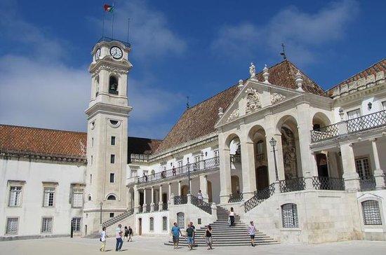 Recorrido a pie por Coimbra
