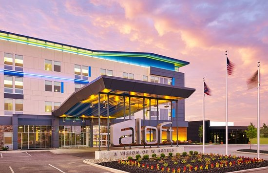 Aloft Beachwood 93 1 3 5 Prices Hotel Reviews Ohio Tripadvisor