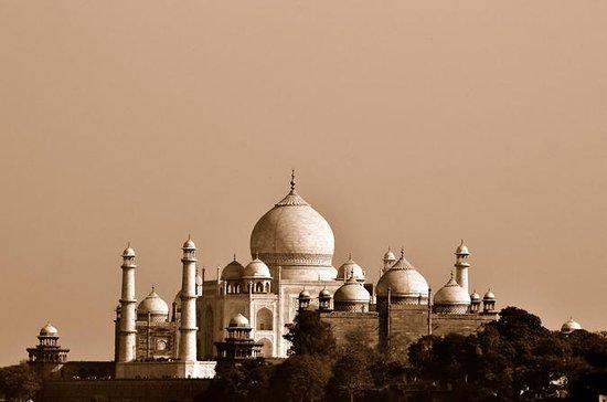 Same Day Agra Tour av Indias raskeste...