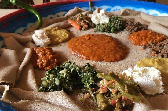 Etiopisk matlagingsklasse og...