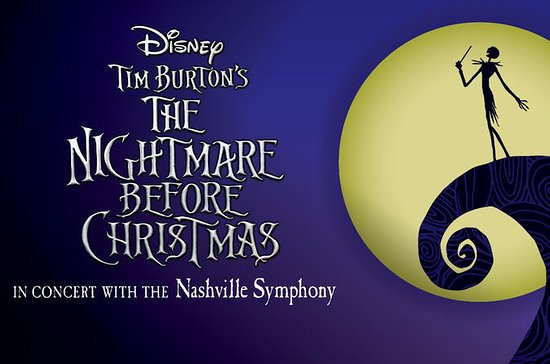 Nightmare Before Christmas in Concert...