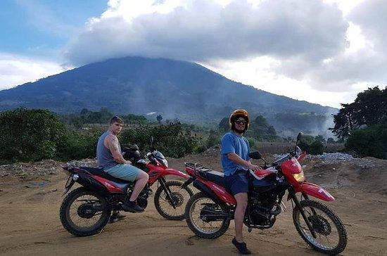 アンティグアオートバイアドベンチャー