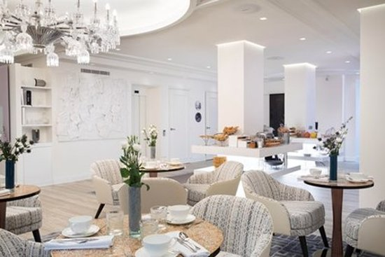 Restaurant Picture Of Hotel Dress Code Spa Paris Tripadvisor