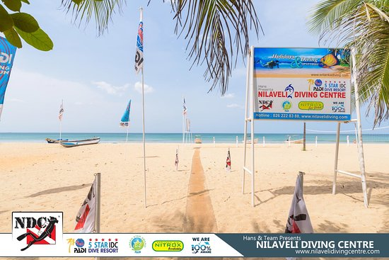 Nilaveli Diving Centre