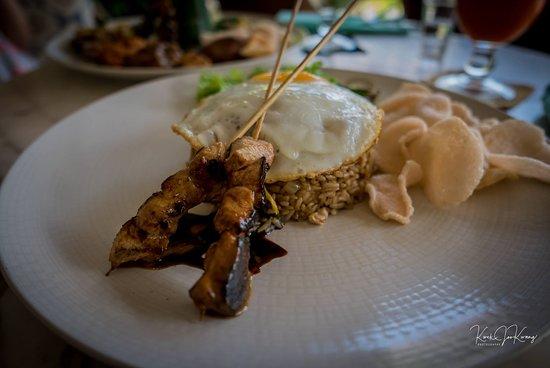 BATIK Restaurant Bar : Food