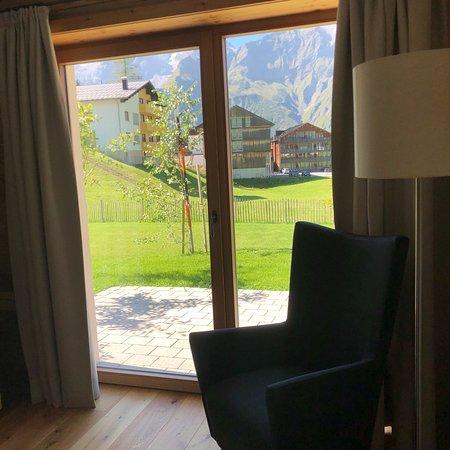 Schroecken, Austria: Felices siempre de volver ...
