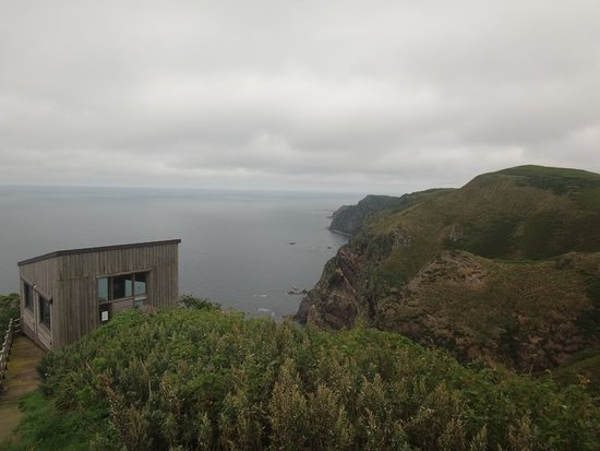 Sea Birds Observation House