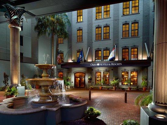 Omni Riverfront Hotel New Orleans Reviews Photos Rate Comparison Tripadvisor