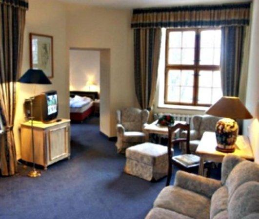 Krag, بولندا: Guest room