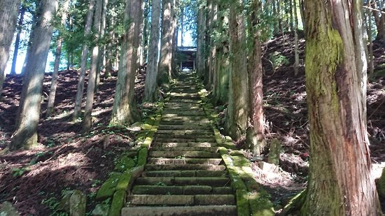 Umpo-ji Temple