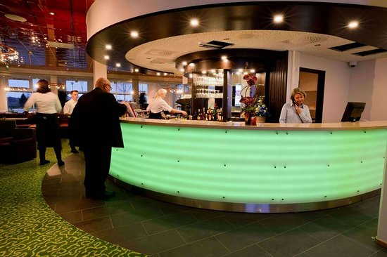 Narpes, Φινλανδία: Bar/Lounge