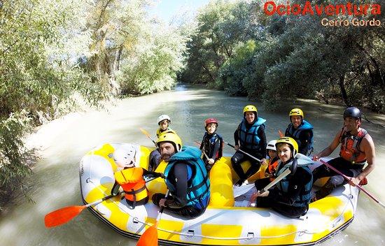 Cuevas Bajas, Spain: Naturaleza, amigos, turismo activo