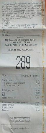Candiac, Kanada: 01-09-2018 / $5.04