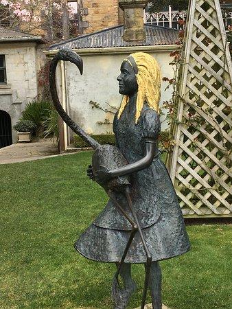 Larnach Castle & Gardens: Alice