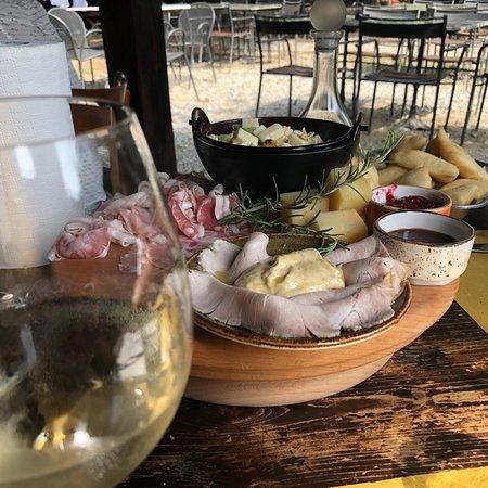 Santo Stefano Roero, Italy: Menù degustazione